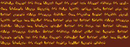 Ancient scripts from Anatolia