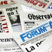 Dem. Rep. of Congo Newspapers
