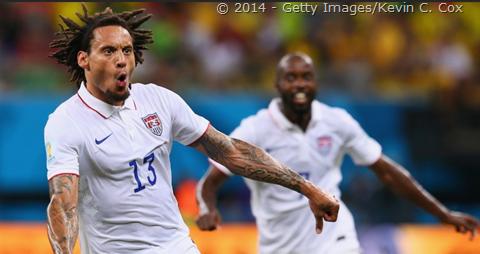 Portugal x EUA foi um dos jogos mais bonitos desta copa. A seleção  americana jogando sério 697e8c477ad7f
