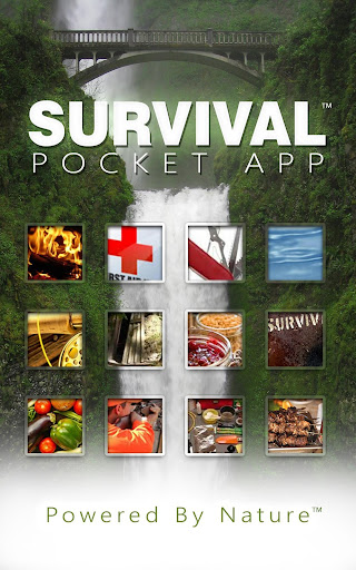 Survival Pocket App