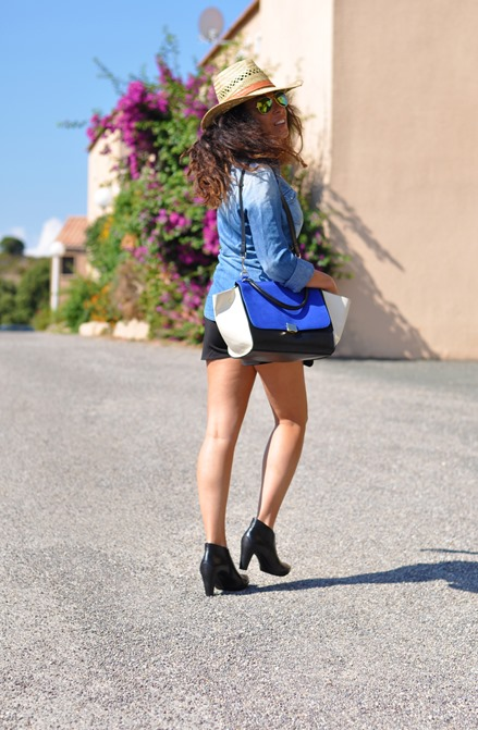 outfit, corsica, summer 2013, ecco sculptured75, cowgirl, cowboy,  fashion bloggers, street style, zagufashion, valentina coco