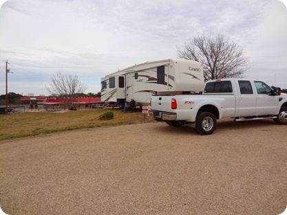 Peach Country RV Park Site 43