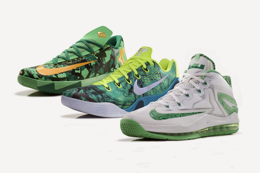254ad0da800 Nike Basketball Brings the Holiday Spirit to its new Easter Collection ...