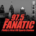 97.5 The Fanatic -Philadelphia icon