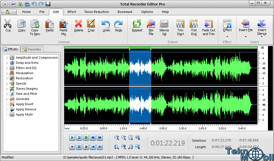 Total Recorder Editor Pro v14.6.2 Full