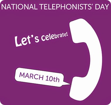 telephonist day