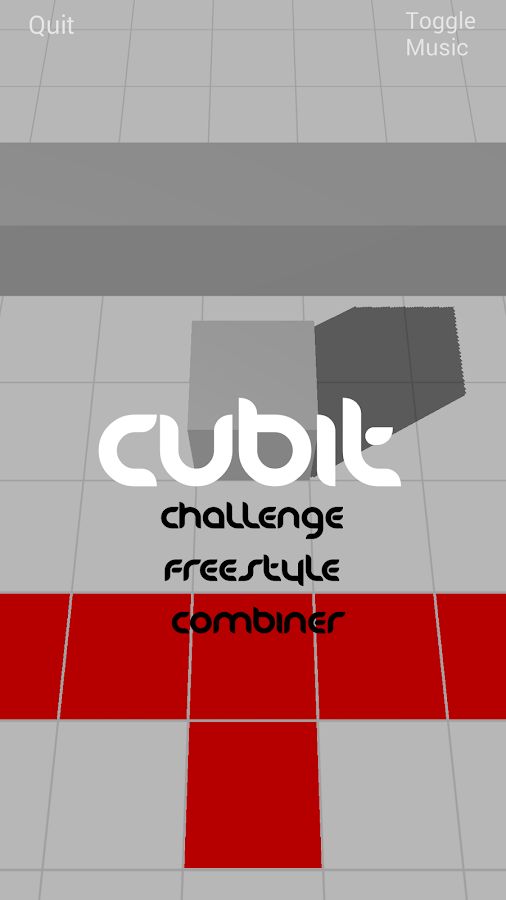 Cubit- screenshot