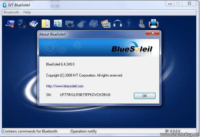 bluesoleil 9.2.497.0 crack
