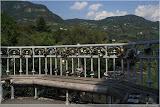 Schlösser an der Talferbrücke