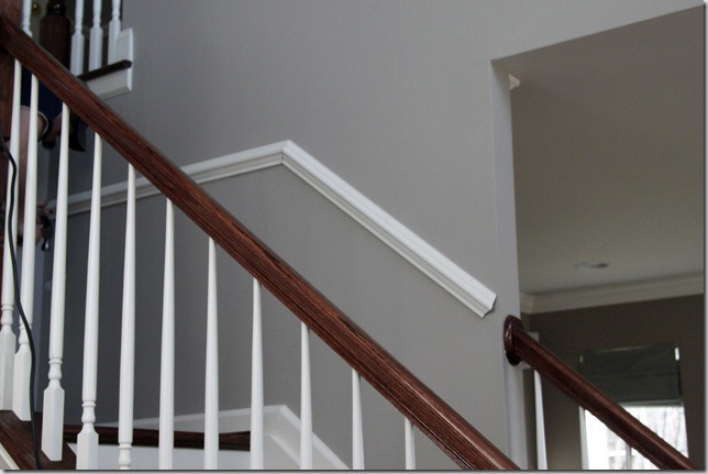 Stair Trim Baseboards