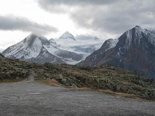 Route du Col du Nufenen