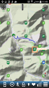 Run.GPS Trainer Lite - screenshot thumbnail
