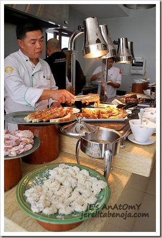 Misibis Bay, Bicol, Spice Market, buffet