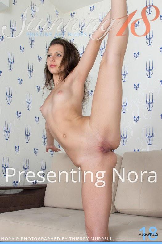 [Stunning18] Nora R - Presenting Nora