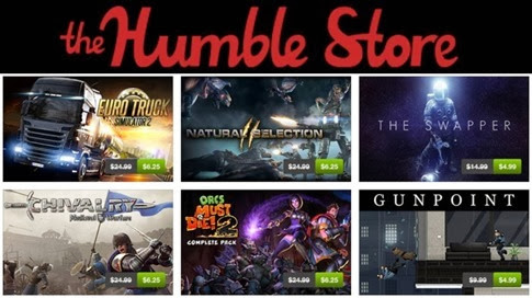 1 Humble Store