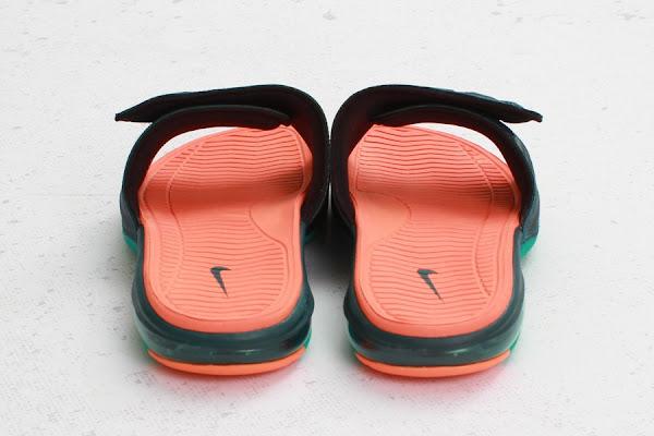 Nike Air LeBron 2 Slide Elite – Dark Atomic TealTotal