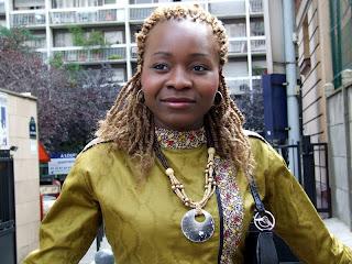 La cinéaste congolaise Nolda Massamba