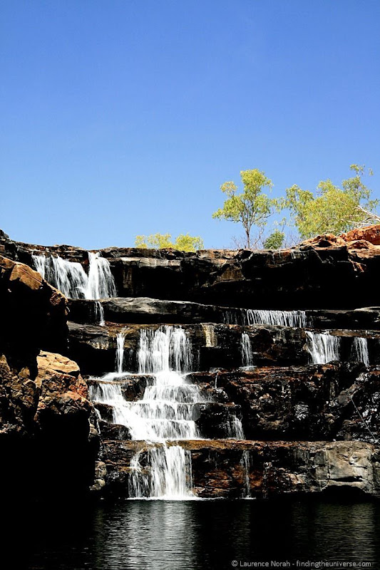 Bell Gorge waterfall - Gibb River Road - Western Australia