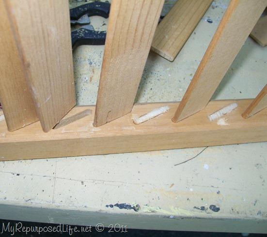 cut out shutter slats