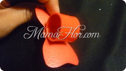 Porta servilletas para Fiesta Infantil de Minnie Mouse