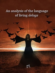 An analysis of the language of living delogs Cover