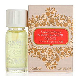 Crabtree & Evelyn Pomegranate Grove Home Fragrance Oil (10ml, $18)