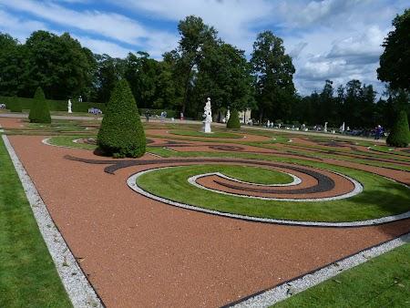Circuit Rusia: Gradina Tsarskoe Selo