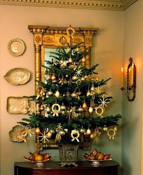 8 Classy Christmas Tree Decorating Ideas: Elegant Christmas Decorations