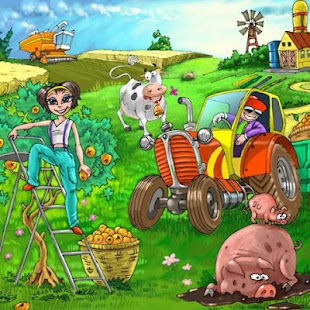 Kids Jigsaw Puzzles - screenshot thumbnail