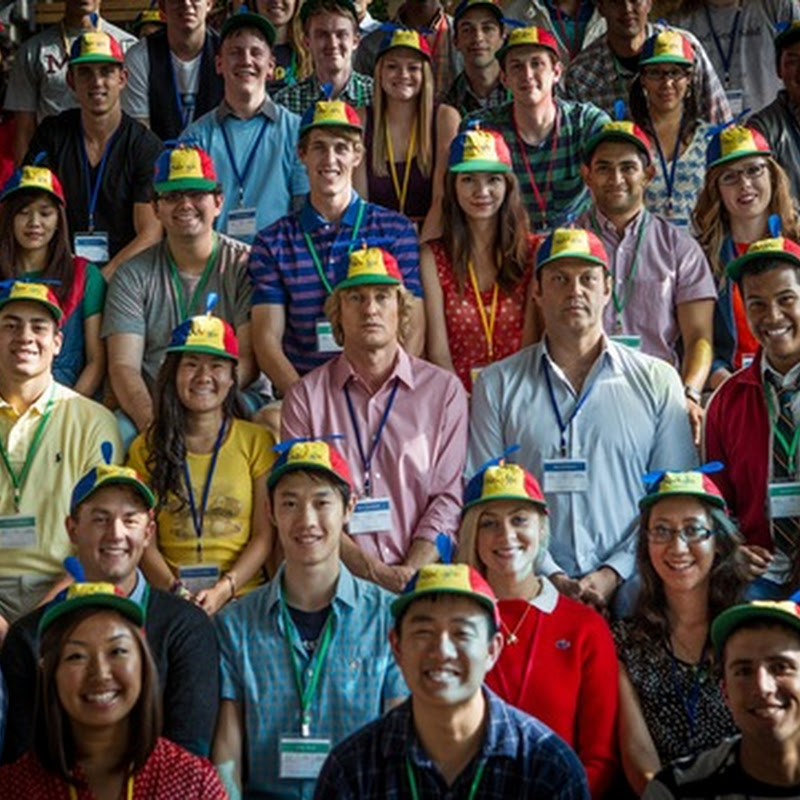 "New+Google = Nooglers of ""The Internship"""