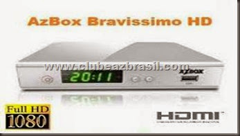 AZBOX BRAVISSIMO TWIN HD