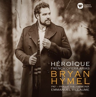 CD REVIEW: HÉROÏQUE - FRENCH OPERA ARIAS (Warner Classics 0825646179503)