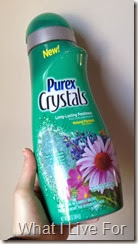 Purex Crystals Fresh Mountain Breeze Giveaway (ends 2/12/14)