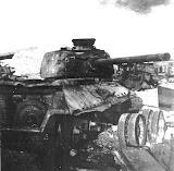 Panzer Berlin nach 1945