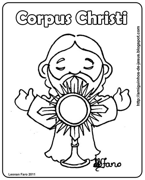 Corpus Christi Amiguinhos De Deus