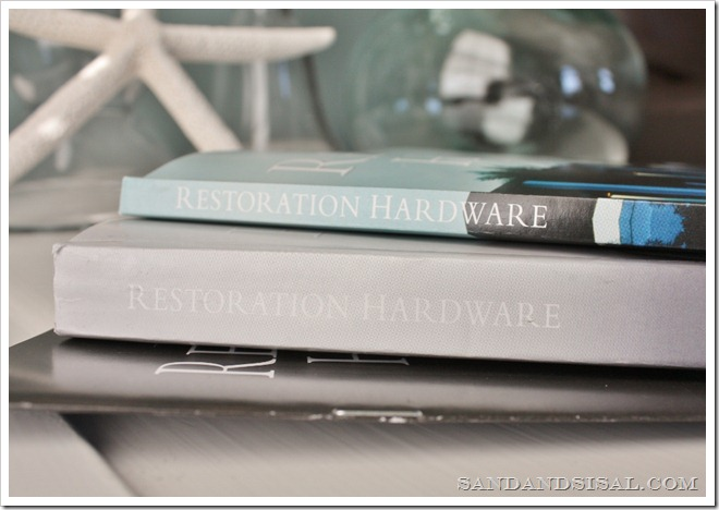 Restoration Hardware Source Books Spring 2012