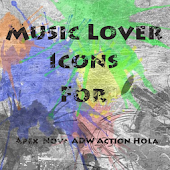 Music Lover Icons Apex Nova
