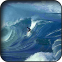 Surfing Waves Wallpapers icon