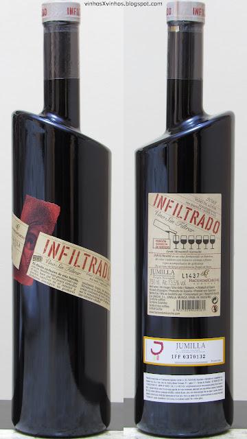Vinho Infiltrado Espanhol
