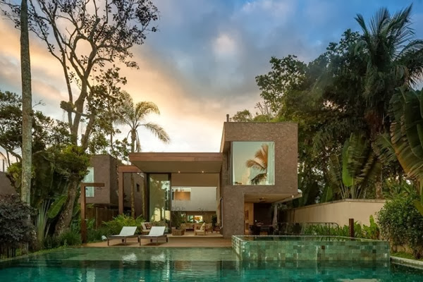 piscina-Casa-de-playa-por-Studio-Arthur-Casas