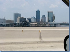 7696 Jacksonville, Florida skyline from I-95 South