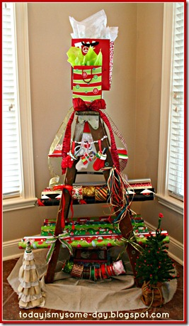 Christmas ladder wrapping station full page.jpg