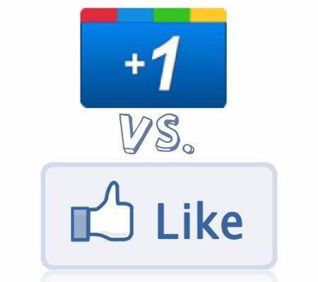 cosas tiene Google plus que Facebook no tiene