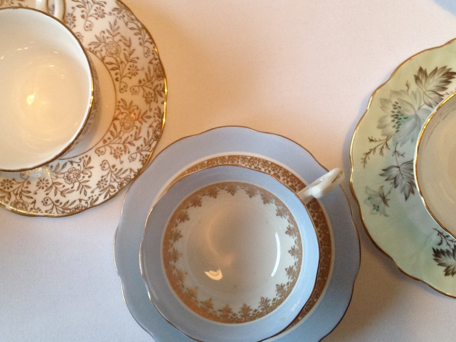 START YOUR OWN TEACUP COLLECTION