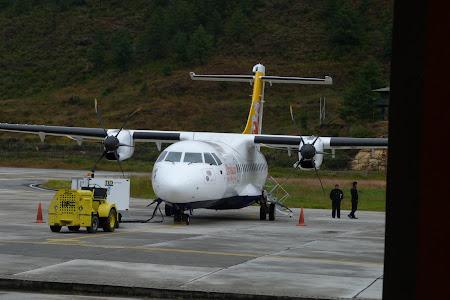 ATR 42 Druk Air