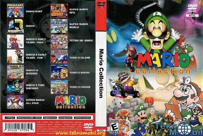 Mario Oyunları Pc İndir