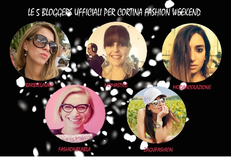 cortina fashion weekend, le 5 bloggers ufficiali, italian fashion bloggers, fashion bloggers, street style, zagufashion, valentina coco, i migliori fashion blogger italiani