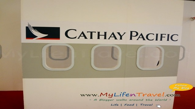 Cathay Pacific Free Meal 10