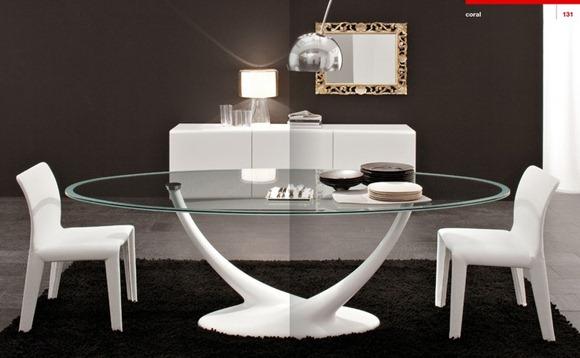 Espectaculares diseños de comedores (incluye muebles para comedor y ...