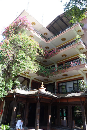 Cazare Nepal: International Guest House Kathmandu.JPG